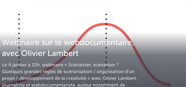 Rencontre avec Olivier Lambert, webdocumentariste
