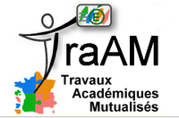 Travaux Académiques Mutualisés (TraAM) Documentation 2016-2017