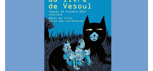 1er Salon du livre de Vesoul
