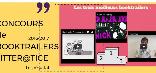10 raisons de choisir le concours de Booktrailers Litter@tice…
