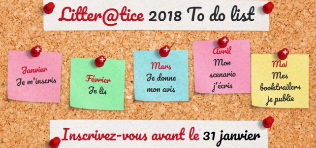Inscriptions concours Littér@tice