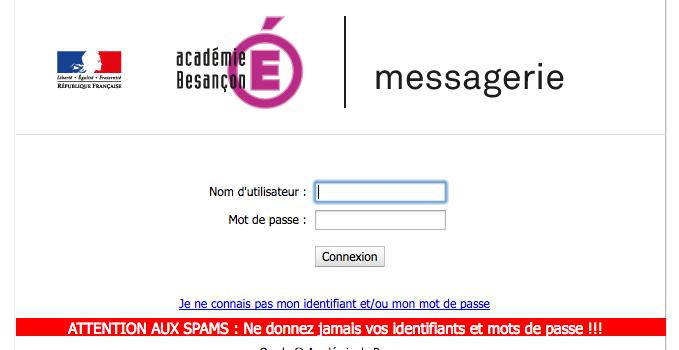 Pour une messagerie électronique maîtrisée
