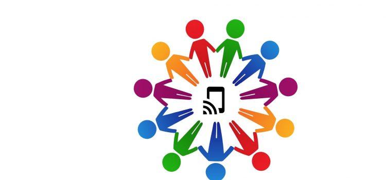 Une communauté autour d'une ressource numérique